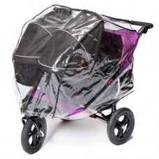 Out'n'About Double Carrycot Rain Cover XL