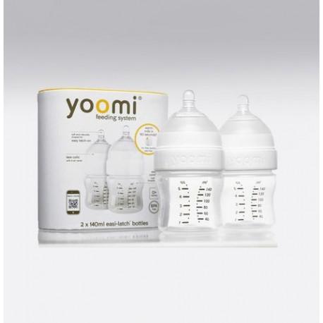 Yoomi 5oz Feeding Bottle 2pk