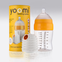 Yoomi 8oz Feeding Bottle & Warmer