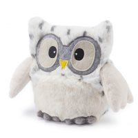 Yoomi Snowy Owl Heatable Soft Toy